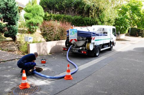 Assainissement - A2H SARL - Actions Hygiène Habitat - Nantes (44)