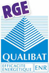 Certifié RGE Qualibat - A2H SARL - Actions Hygiène Habitat - Nantes (44)
