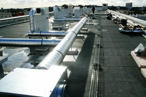 Ventilation - A2H SARL - Actions Hygiène Habitat - Nantes (44)