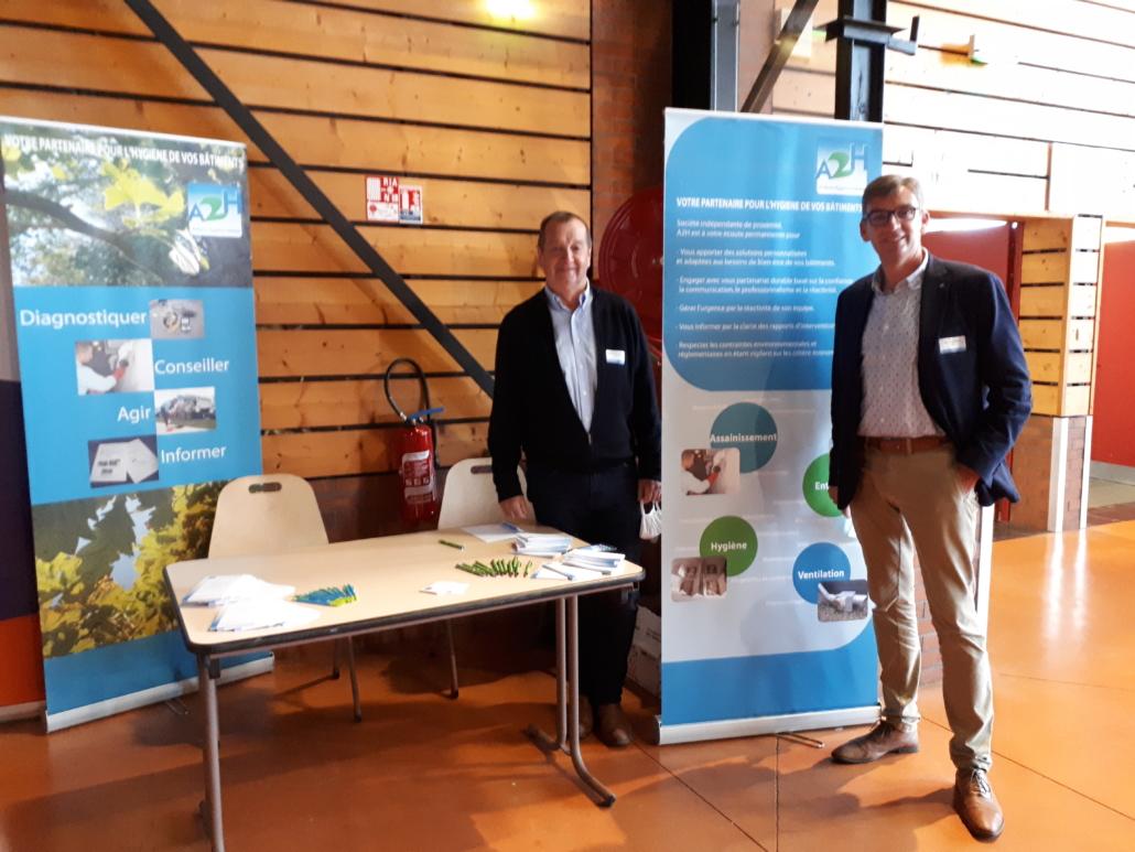 Assemblée Générale de la FNAIM de Loire Atlantique - A2H SARL - Actions Hygiène Habitat - Nantes (44)
